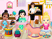 Play Baby Princess School
