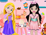 Play Baby Princesses Toys Room