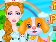 Play Baby Puppy Vet