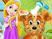 Play Baby Rapunzel Adopt A Pet