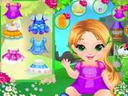 Play Baby Rapunzel Shower Fun