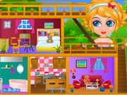 Play Baby Sana Doll House