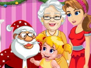 Play Baby Shona Christmas Eve