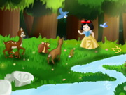 Play Baby Snow White Adventure