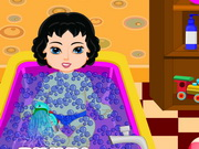 Play Baby Snow White Bubble Bath