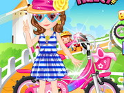 Play Baby Sofia Ride Bike