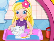 Play Baby Sofia White Kitty