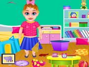 Play Baby Sophia Bedroom Cleaning