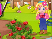 Play Baby Sophia Magical Garden