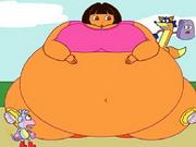 Play Balloon Dora Jigsaw