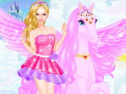 Play Barbie And The Pegasus