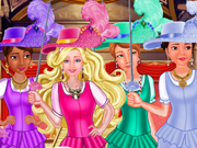 Play Barbie And The Three Musketeers