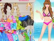 Play Barbie at the Beach