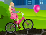 Play Barbie Bike Bike
