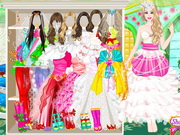 Play Barbie Bride Makeover