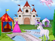 Play Barbie Castle