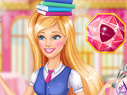 Play Barbie Charm School Challenge