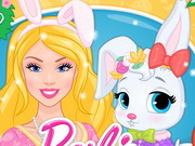 Play Barbie Easter Bunny Rescue