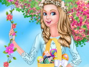 Play Barbie Easter In Style