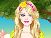 Play Barbie Enchanted Princess Dress Up