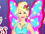 Play Barbie Fairy Princess