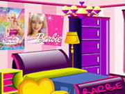 Play Barbie Fan Room
