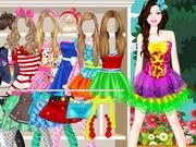 Play Barbie Fashion Dress Up