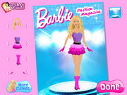 Play Barbie Fashion Magazine
