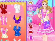 Play Barbie Go To Charm School
