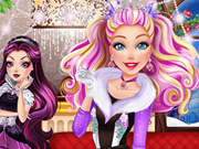 Play Barbie Joins Ever After High