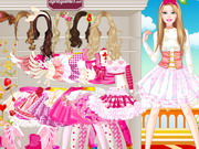 Play Barbie Love Princess Dressup