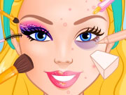 Play Barbie Makeup Artist