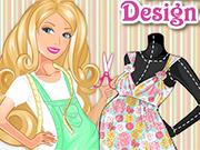 Play Barbie Maternity Design Studio