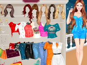Play Barbie Nightlife Shopping