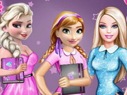 Play Barbie Notebook