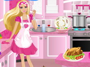 Play Barbie Party Cleanup