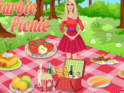 Play Barbie Picnic