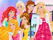 Play Barbie Princess Style
