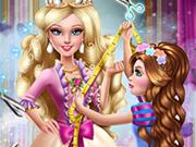 Play Barbie Princess Tailor