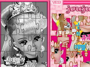 Play Barbie Puzzle 3