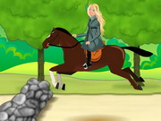Play Barbie Rider