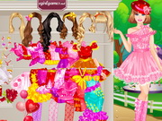 Play Barbie Romantic Princess