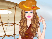 Play Barbie Treasure Hunter Princess Dress Up