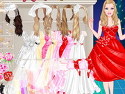 Play Barbie Vintage Bride Dressup