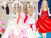 Barbie Vintage Bride Dressup