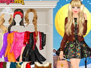 Play Barbie Winter Fashionista