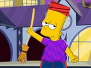Play Bart Simpson Halloween Dressup