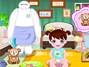 Play Baymax Care Baby