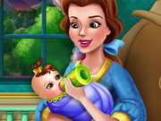 Play Belle Baby Feeding