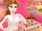 Play Belle Jewelry Box